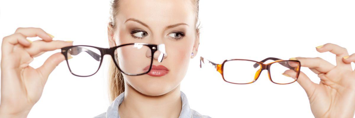consultanta alegere ochelari de vedere