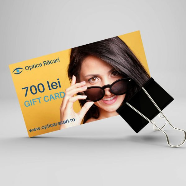 gift card optica racari 700